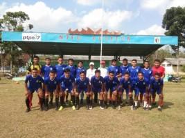 Angkatan Darat Sport Football Club (AD Sport FC) Siap Hadapi Liga III Zona Lampung