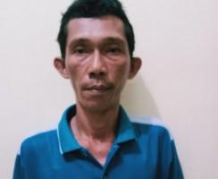Aniaya Tetangga Pakai Celurit, Subari Ditangkap Polisi