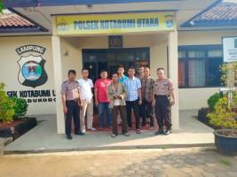 Aniaya Tetangga, Warga Kotabumi Selatan Ini Dilaporkan ke Kantor Polisi