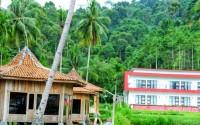 Anjung Bang Oking Tawarkan Pemandangan Laut