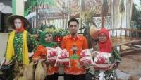 Anjungan Kota Metro Tawarkan BerasSegar Toko Tani Indonesia