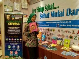 Anjungan Waykanan di Lampung FairBeri Pelayanan Kesehatan Gratis