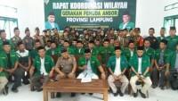 Ansor Lampung Kerahkan32 Ribu Kader Amankan TPS