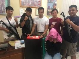 Antarkan Narkoba ke Lampura, Warga Bandar Lampung Ini Diamankan Petugas