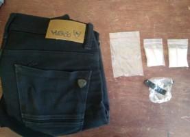 Antarkan Sabu di Kompleks LP Way Kanan, Dua Pemuda ini Ditangkap Polisi
