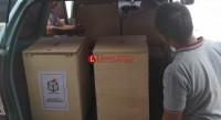 Antisipasi Keamanan Pilkades, Polsek Tumijajar Terjunkan 10 Personel di Tiap Tiyuh