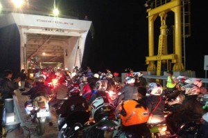 Antisipasi Kepadatan Mudik, ASDP Bakauheni Siapkan Dermaga Khusus Motor