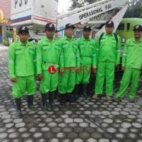 Antisipasi Musim Hujan, DPKP Lampura Bentuk Tim Hijau