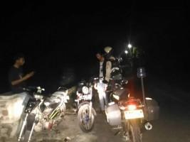 Antisipasi Tindak Kejahatan, Polsek Palas Intensifkan Patroli Malam