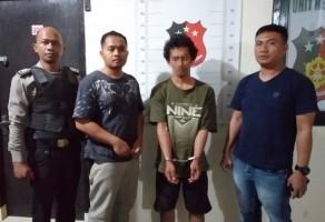 Aparat dan Warga Bekuk Pencuri di Tumijajar