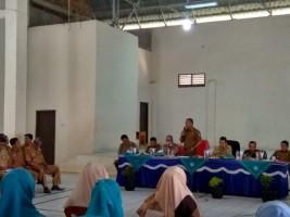 Aparatur Kecamatan Sukoharjo Diminta Tingkatkan Integritas