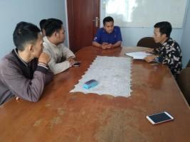 Aparatur Laporkan Dugaan Penyimpangan Dana Desa Kepala Pekon