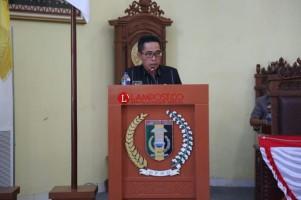APBD Kabupaten Lamtim 2017 Surplus Anggaran