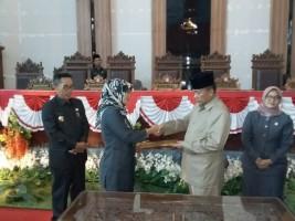APBD Kabupaten Lamtim 2019 Rp2,088 Triliun