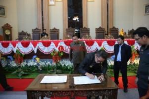 APBD Kabupaten Lamtim Setelah Perubahan Naik Rp30,6 Miliar