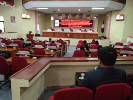 APBD Perubahan Lambar Defisit Rp26,08 Miliar Disahkan