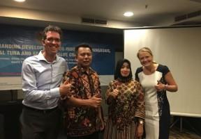 APCI Mulai Siapkan Pengembangan Usaha Perikanan di Lampung Barat