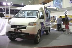 APV Genjot Laju Ekspor Suzuki Indonesia