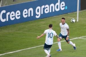 Argentina Tantang Brasil di Semifinal Usai Singkirkan Venezuela