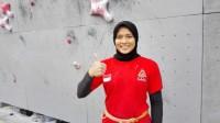 Aries 'Spiderwoman' Susanti Tambah Emas untuk Indonesia
