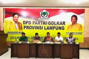 Arinal Djunaidi-Sudin Diajukan, Koalisi Parpol Prabowo-Sandi Masih Galau