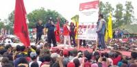 Arinal Junaidi dan Umar Ahmad Satu Panggung Kampanye Jokowi