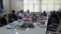 Arinal Makan Siang Bersama Pimpinan DPRD Lampung