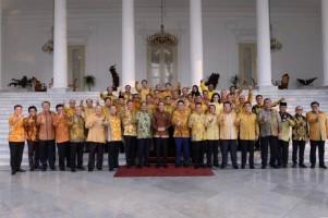 Arinal : Presiden Apresiasi Kerja Keras Golkar