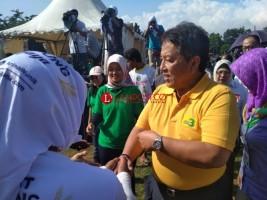 Arinal Sebut Jokowi-Ma'ruf Amin Perpaduan Nasionalis Religius