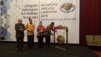 Arsada Lampung Gelar Rapat Kerja Wilayah