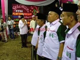Aryanto Munawar Dilantik Ketua Korwil Rumah KMA Lampung