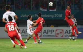 Libas Hong Kong 3-1, Indonesia Juara Grup A