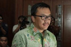 Asisten Pribadi Ditangkap KPK, Menpora Bungkam