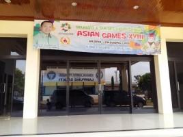 Asprov PSSI Lampung Berkantor di Gedung PKOR