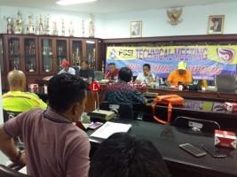 Asprov PSSI Lampung Gelar TM Liga 3 Seri Provinsi