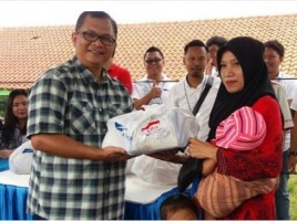 Astra Bantu Pasar Murah di Kampung Berseri