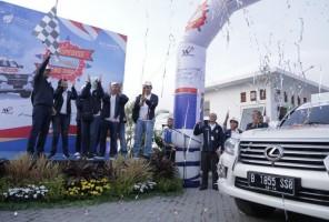 Astra Dukung Ekspedisi Tembus Tol Trans Jawa