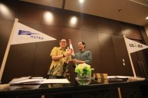 Astra-Gojek Buat Perusahaan Patungan dan Tambah Investasi