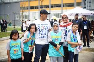 Atlet dan Selebriti Berbagi Harapan untuk Asian Para Games 2018