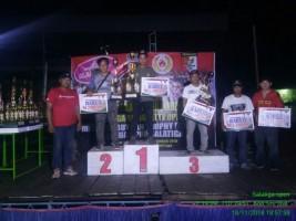 Atlet Kobel SC Raih Juara Pertama Kejuaraan Menembak Salatiga Silhouette Open V