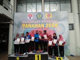 Atlet PPLP Lampung Raih Mendali Perunggu