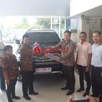 Auto 2000 Tulangbawang Berhasil Jual Land Cruiser