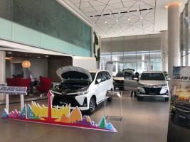 Auto2000 Jual 644 Unit Mobil di Toyota New Year Freshtival 2019