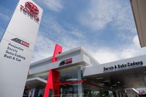 Auto2000 Punya Fasilitas Bodi dan Cat Terlengkap di Jawa Timur
