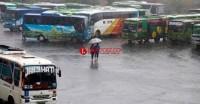 Awal Tahun, Sebagian Wilayah Lampung Diperkirakan Hujan