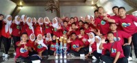 Awali 2019, Ekskul SMK Pangudi Luhur Sabet 7 Gelar