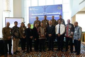 Awasi Perusahaan Bandel, BPJSTK Eratkan Kerja Sama dengan Kejati Lampung