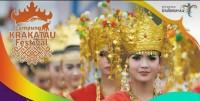 Ayo Meriahkan Festival Krakatau, Ini Rangkaian Kegiatannya