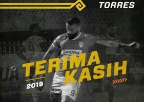 Badak Lampung FC Lego Torres