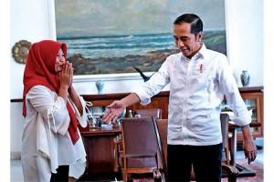 Baiq Nuril Ingin Bingkai Keppres dari Jokowi